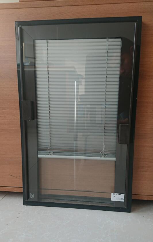 磁控百叶玻璃